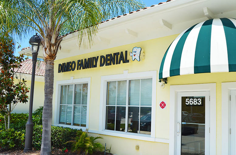 Building of DiMeo Family Dental